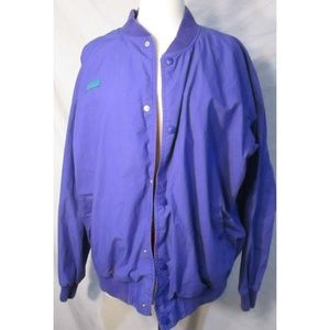 Columbia Vintage 80s 90s Windbreaker Bomber Jacket